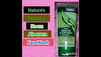 #nature's #essence  #facewash  #best #facewash #within  #rs90 #use #to #get #pimple #free #clearskin