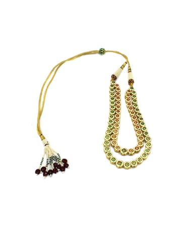 "Eighth Fold Stylish Double Line Kundan Set.  Sizzle up your wardrobe with this stylish double line kundan necklace with matching earrings.  USE CODE ""rain10""to avail additional discount.    We offer free shipping all over India and COD options are available at no additional charge.  #eighthfold #eighthfoldesigner #eighthfoldjewellery #eighthfoldjewelery #earrings #earringslove #earringswag #earringsfortheday   #necklace #necklaceset #necklaceoftheday #necklacelove #necklacedesigns"