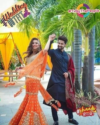 😍😍😍👌👌 #tvbythepeople #shaadishaadi #weddingoutfit