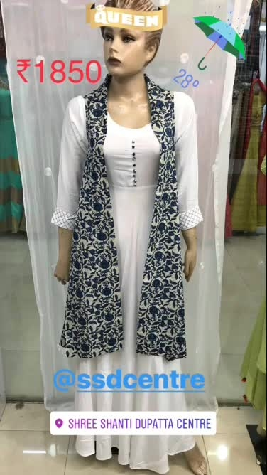 #kurtistyles #kurtis #ethniclook #new #trend #livasilk #silk #liva #soft #materials #youth #trendy #girls #long #gown #style #fashion #available SIZES AVAILABLE from 40 to 46. Contact on WhatsApp - 9867043034