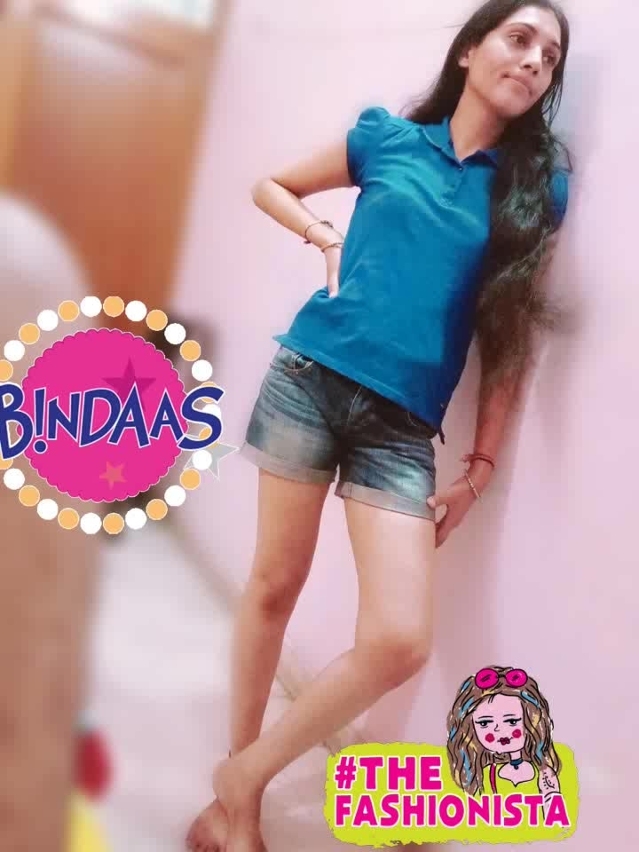 #roposotalenthunt #ellefasion #ellejeans #shortdress #coolstuff #coolcasuals #thestyleclash #thefashionista #casuallook #casualfashion #justforfun #chilling #thefalltrend #enjoysummer #autumnfashion just love it #bindaas #thefashionista
