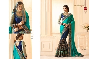 SHIVRANJANI SHRINGAR WHOLESALE DESIGNER SAREE CONTACT DETAIL: For more info or order You Can #Contact Or #Whatsapp On :+91 7878786838 Email: textilebazar1122@gmail.com