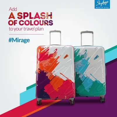 #skybags colourful #mirage #xolo #xolomobile #onlyonflipkart