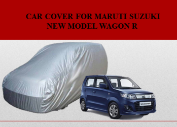 STARIE CAR COVER FOR MARUTI SUZUKI NEW MODEL WAGON R (WITHOUT MIRROR POCKETS) (SILVER) .... You Are Looking For Strong, Effective And All Weather Car Covers For Your Vehicle, This Is The Right Product which you are looking for. For purchase just click on the link given here:- http://amzn.to/2fXPeZs #carcover #caraccessories #coverforcar