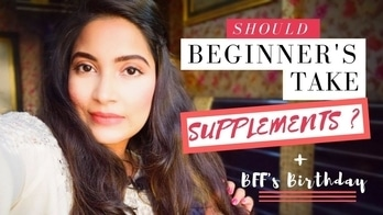 Should beginner's take Supplements | Should beginner's use Whey Protein | Kanzah Syed #fitness