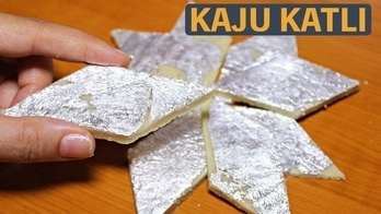 Kaju Katli Recipe In Hindi   Homemade Kaju Barfi   Diwali Special Sweets   Indian Sweet Recipe #kanakskitchen #dessert #food #desserts #TagsForLikes #yum #yummy #amazing #instagood #instafood #sweet #chocolate #cake #icecream #dessertporn #delish #foods #delicious #tasty #eat #eating #hungry #foodpics #sweettooth