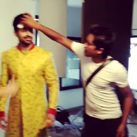 #makeupbyjanak #for #dashing #cool #most #handsome #telivision #actor  @arjitaneja #bhai #pleasure #to #work #with #this #actor ✌