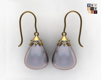 These earrings with an unabashed sheen and finish never cease to make a statement. Place an order here: 9810-333-980. #TuskNHammers #TNH #Jewellery #Bracelets #Jewelry #Necklaces #Rings #ShopNow #ShopOnline #India #Shopping #GlobalShopping Website launching soon!