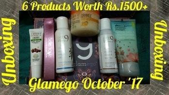 Unboxing Glamego Box Oct '17 I Bella Voste I Natures Co I Aroma Magic I just4fun.jannathff I jff #roposome #roposobeauty #roposobeautyblogger #roposoyoutuber #roposolike #roposomakeup #roposotalks #makeup #roposoindia #roposoblogger #roposobeautyinfluencer  #skincare #beauty #bodycare #subscriptionboxindia #subscriptionboxes #subscriptionbox #subscriptionboxaddiction #subscriptionboxinindia #glamegobox #glamego