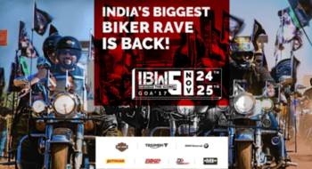 The biggest bike festival is back. Don't miss it. #bikes #bikeevent #goa #cityevents