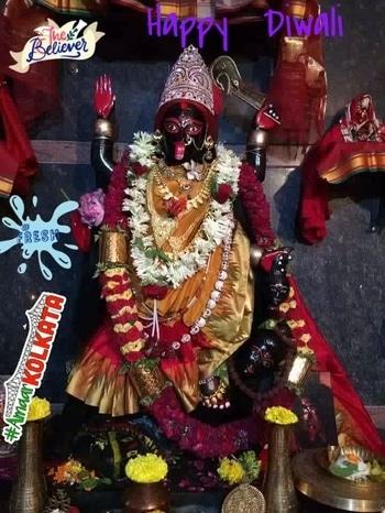 Happy Diwali..... 🌹🌹🌺🌺🌺🌺🌺🌹🌹...#Roposo #thebeliever #amarkolkata #fresh