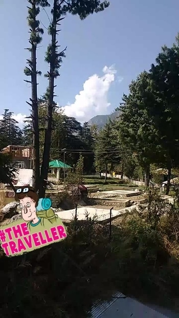 Eternal bliss in the middle of the great hills - The Himalayas. Weekend gateway could not have been better than this.  #travel #traveldiaries2017 #kasol #blissbythemountain #mountains #mountaincalling #lovetotravel #thetraveller