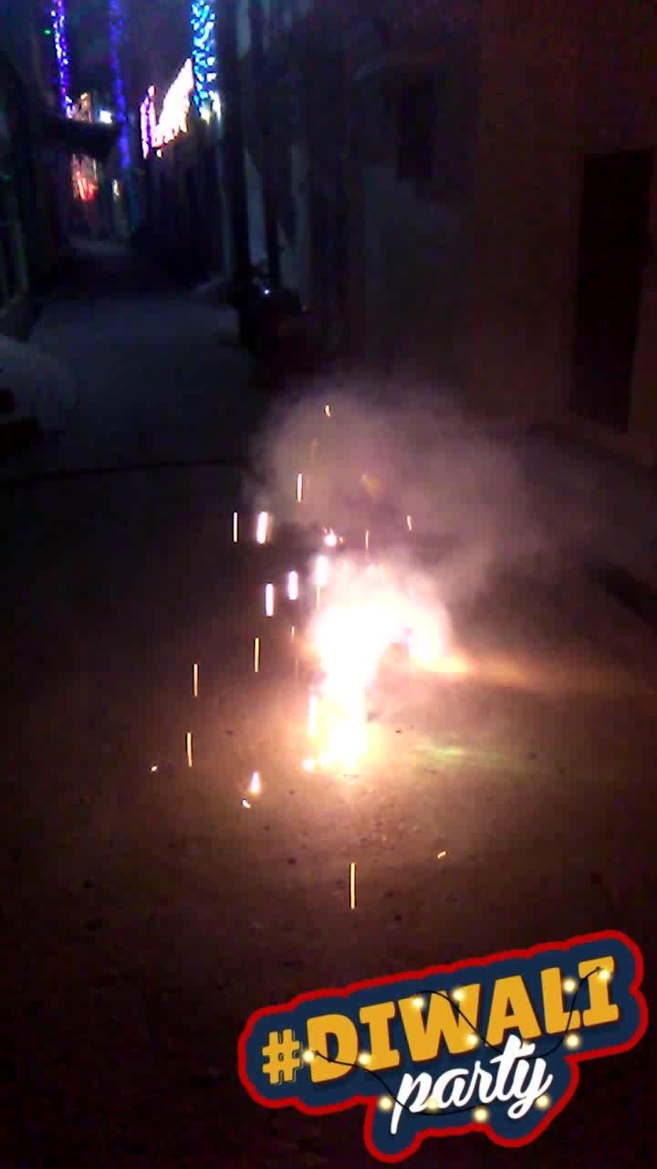 #diwali #crackers #lover#sayyestocrackers #diwaliparty