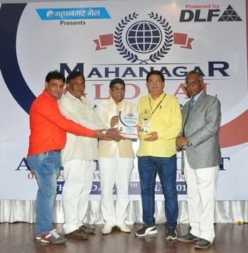 """Mahanagar Global Achiever's Award 2017 marks 12 splendid years of Mahanagar Mail  By Bipin Sharma  Mahanagar Global Achiever's Award 2017 was hosted at the India International Centre, New Delhi on 27th July' 2017. The highlight of the event was the awards ceremony and a high pitched debate titled """"Rashtrawad aur Patrakarita"""".  Organized under the dynamic leadership of senior media personality Ranvir Gehlot (Mahanagar Mail Newspaper), the core team that organized the mega event comprised names like Ajay Shastri (BCR News), Rajkumar Tiwari, Mukesh Madhur, Kaliram Tomar, Ravishankar Mishra, Rajiv Garg, Ajit Singh, Ravi Yadav, Rajni Panwar, Varun Kathuria, Raju Bohra and Mahesh Joshi.   Speaking on the occasion, Ranvir Gehlot said, """"It is a matter of pride that we have completed 12 splendid years in the business of print media. Buoyed by our successful journey, we were inspired to host Mahanagar Global Achiever's Award 2017 for honouring Achievers in diverse fields such as Entertainment, Fashion, Healthcare, Professional, Police, Social work, Sports, Business, Education and Media. It's an honour for me to dedicate this event to the fond memory of my friend, late journalist Sanjay Nigam. Among the distinguished personalities who graced the event included personalities like Sudesh Verma (National Spokesperson- BJP) who conferred the awards to the distinguished achievers alongwith Ranvir Gehlot. Rakhee Bakshi won accolades for brilliantly anchoring the entire event.  Notable among those who got felicitated were Dayanand Vats (Eminent Educationist & Media Personality), Archana Tomar (Fashion Designer), Dr Rosetta Williams (Education), Bipin Sharma (Sr. Journalist and Media Advisor), Leena Acharya (actress), Dolly Sohi (actress), Bhawna Jha (child artist), Dr Nicky Dabas (healthcare), Daljit Kaur (model/actress), Anju Bhandari, Soumya Rajput (actress), Ankur Verma (actor), Nafe Khan (actor), Deepak Sharma (actor), Manjit S Ahluwalia (lawyer), Ravi Batra, Sandesh Gaur, Saniya"""