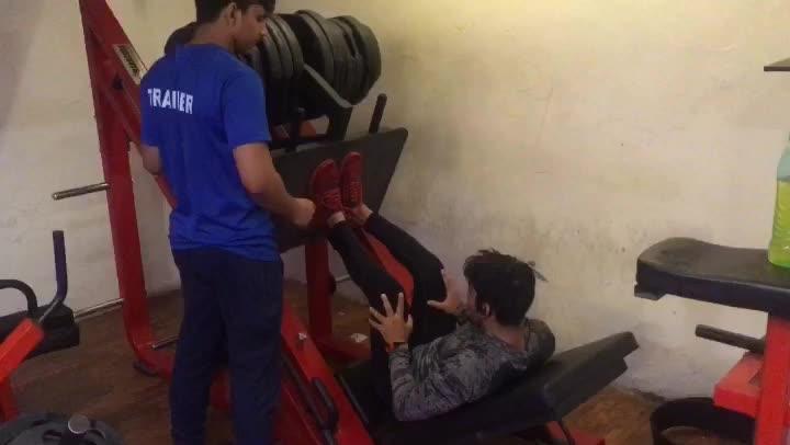 #roposotalenthunt #legpress #workout #legworkout #heavyweight #240kgs #beastmode #nopainnogain  #fitness