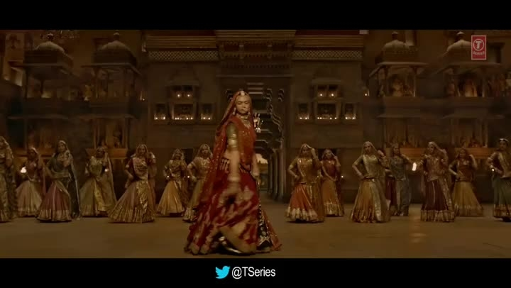 The much-awaited track 'Ghoomar' of the much talked about Sanjay Leela Bhansali's 'Padmavati' is out now. In this video song, the Bollywooddiva Deepika Padukone has left no stones unturned to perfect the Rajasthani Folk Dance named 'Ghoomar,' which is mostly performed by veiled women who wear flowing dresses called Ghaghara.  'Ghoomar' is traditional dance form whichtypically involves performers pirouetting while moving in and out of a wide circle. It ischiefly performed by Rajput women during auspicious and joyous occasions in Rajasthan.  The song has been beautifully choreographed by immensely talented Kruti Mahesh Midya andto perfect her Ghoomar skills, Deepika took training fromJyoti D Tommaar. The credits for its musical perfection goes tothe melodious voice of Shreya Ghoshal and Swaroop Khan, lyrics writing ofA M Turaz and Swaroop Khan (Rajasthani Lyrics)and the music of maestro Sanjay Leela Bhansali.  #padmavati #sanjayleelabhansali #filmpadmavati #ghoomarsong #ghoomardance  #slb #deepikapadukone #shahidkapoor #ranveersingh #aditiraohydari #krutimahesh #choreography #mustwatch #latest #dancevideo #dancenumber #rajasthani #folk #dance #rajasthanifolk #lehengacholi #womenattire #veiledwomen #rajput #ranipadmavati #biography #inspiring #dni #danceninspire