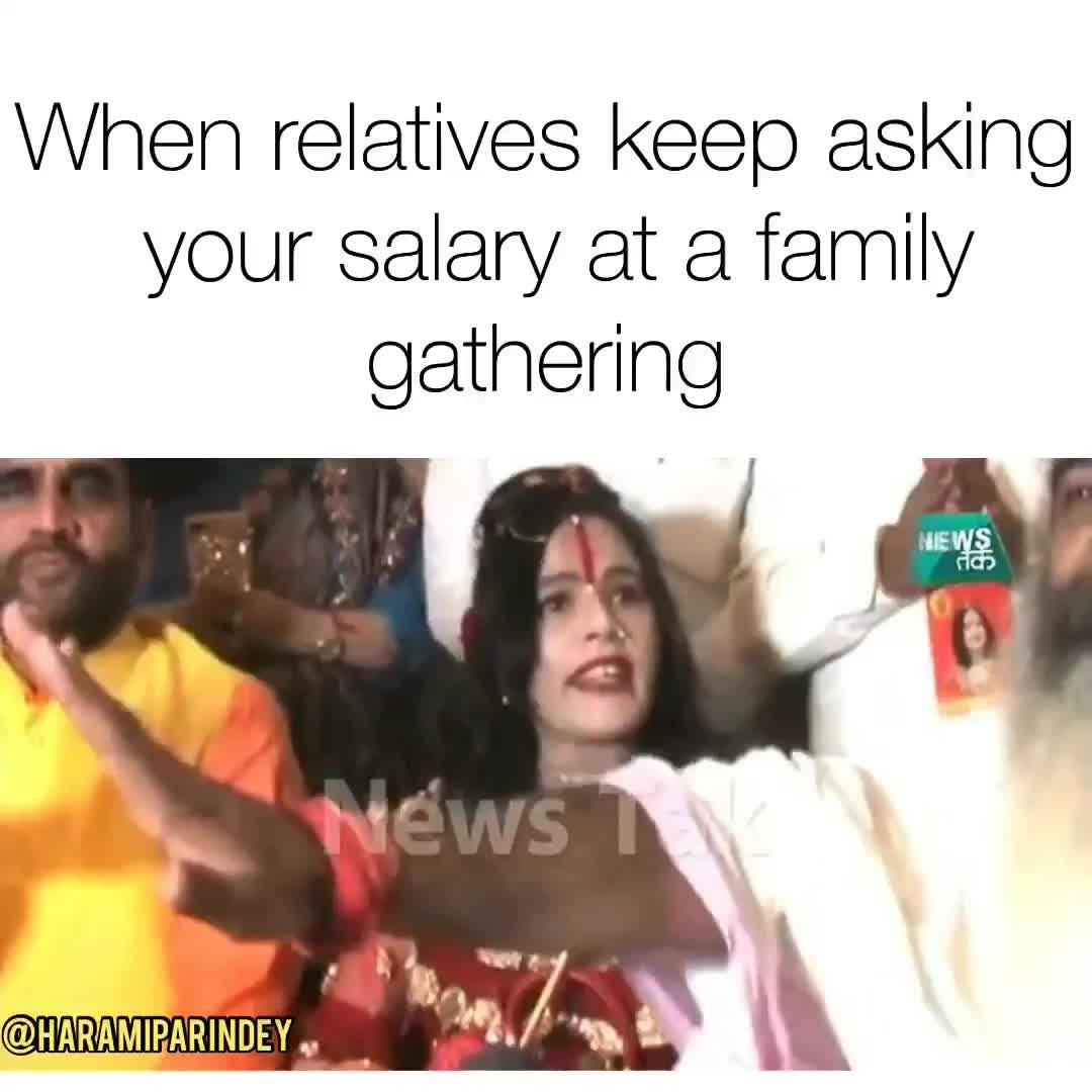 Tum log maar daalo Mujhe #hahatv #meme #video #videomeme