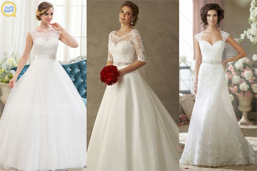 How are wedding dresses with sleeves better than wedding dresses without sleeves? Let us know!  https://askopinion.com/how-to-choose-a-wedding-dress-with-sleeves  #weddinggoals #weddingdress #weddings #wedding-outfits #wedding-dress  #gown #weddinggown #askopinion