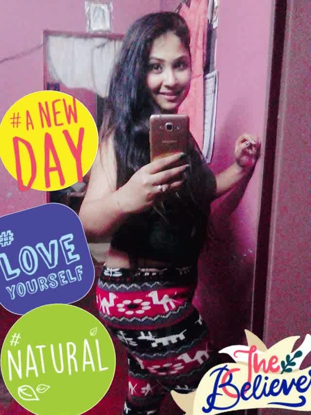 #thebeliever #loveyourself #natural #anewday