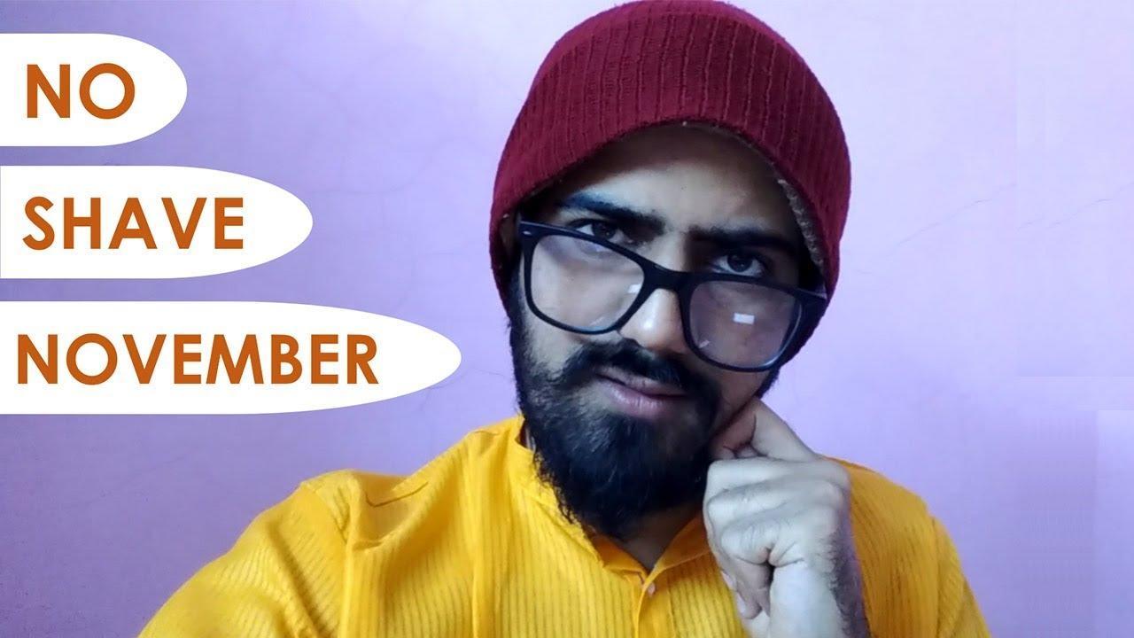 What is #NoShaveNovember? No Shave November | #movember | #asanskari #goodvibes #awarenesscampaign #life #wow #voteforme #indian #noshavenovember #noshave #noshaveever #beard #beardedmen #beard-model #beardlove #beardlook
