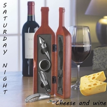 I just rescued my wine with this amazing wine bottle set.  Get your wine rescued as well because it's Saturday night...Take deep breaths and big sips...Keep partying all night and then next morning wish that your brewer brews wine and not coffee.  #wineandcheese #saturdaynight #partytime #partyhard ##saturdayvibes #weekend #enjoy #drink #drinks #fun #partyhard #latenight #latenightparty #partymood #partymodeon