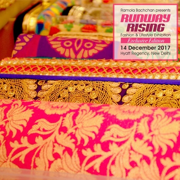 Runway Rising on #14thDecember 2017 at Hyatt Regency,New Delhi  A treat for your eyes!  Shop these beauties at #RunwayRising and make your shopping experience worthwhile. For enquiries call on +91 95990-01684  #Savethedate #exclusiveshow #winteredition #limitedstalls #bookingsopen #hyatt #delhi #onedayofshopping #openentry #likewesayshoptillyoudrop