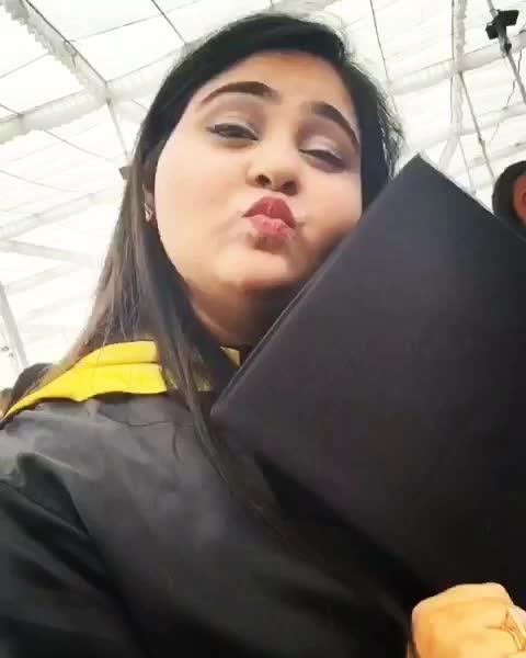 ❤️✨🤩 #graduationday #graduationfun #amityuniversity  #convocation