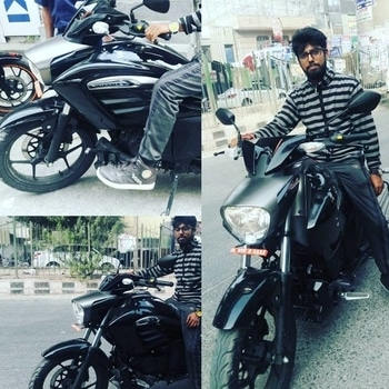 First Ride Review #myfirstridereview #suzukiintruder150  Meet the new beast in city. The all new #suzukiintruder the smaller one from the #suzuki massive 1800cc #cruiser segment. Back in late 2008, Intruder became one of the Suzuki's first big cruiser bike to come in India. This is a comfort ride in city and highway with a good milage of 64/kmpl. During a short find ride, it grabs a lot of attention on road and at ₹1,12,960(on road Delhi), this is certainly one of the most affordable way to grab plenty of eyeballs. … … … …  *Direct Competition with #bajajavenger150 - 220  *Comes with ABS *Delivery period 20-25 days after booking #intruder #suzuki #cruiser #cruiserbiking #zigwheels #pd #powerdrive #motorcycle #likeforfollow #likes #like4follow #follow4follow #follows #followme #namaste #mylifechoise #ootd #photography