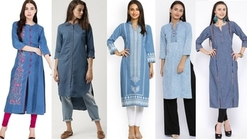 Check out latest kurti style for winter #latestkurtis #latest_fashion_for_women #latestkurtidesigns #denimondenim #denimkurti #denimkurtis #denimkurta #fashionblogger #fashionbloggerstyle #youtuber #youtubecreatorindia #youtubevideo #subscribemychannel