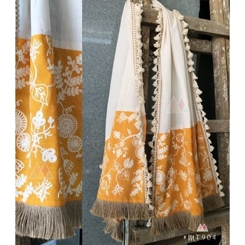 Embroidered Off White Khadi Cotton Stole - Mf904  SHOP NOW : http://bit.ly/2zKBpJb  #goodvibes #oldschool #aapsundarho #ilovewinters #art #indianblogger #padmavati #cool #gajab #bachpan #desiswag #desi #model #bollywood #90skid #blackisbae #roposolove #fashionblogger #fashion #beats #voteforme #styles #blogger #beauty #roposogal #love #photography #newdp #shaamkascene #indian #fleaffair #stole