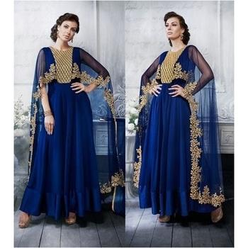 Blue Embroidery Work Dress  SHOP NOW : http://bit.ly/2yRe4lI  #goodvibes #oldschool #aapsundarho #ilovewinters #art #indianblogger #padmavati #cool #gajab #bachpan #desiswag #desi #model #bollywood #90skid #blackisbae #roposolove #fashionblogger #fashion #beats #voteforme #styles #blogger #beauty #roposogal #love #photography #newdp #shaamkascene #indian #indowestern #dresses #fleaffair #gown #dressgown #partyweargown #partyweardress
