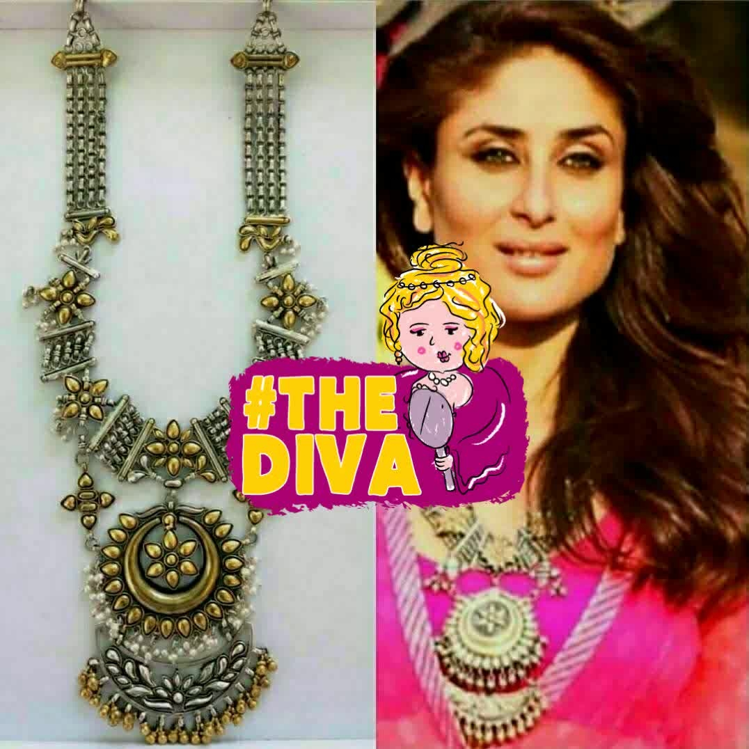 #bethediva in Kareena Neckpiece   comment/message/WhatsApp to order this stunning neckpiece.  #thediva