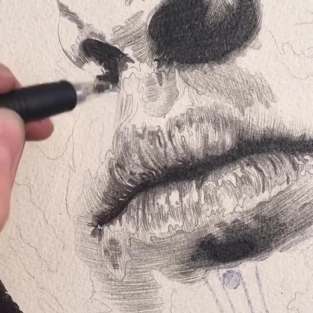 #illustration #sketch #gabrielmoreno #pencildrawing #art  via gabriel  moreno's illustrations