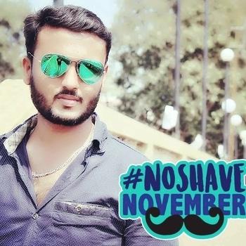 #MyFirstPost #SoRoposo #MenOnRoposo #noshavenovember