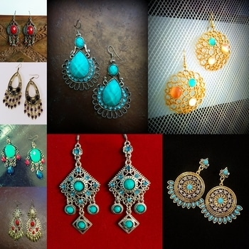 Boho Earrings. Starting at 150/- ***Ships with in 24 hrs*** WhatsApp to 9061852326 or Use Link: https://www.thetrunk.co.in/products?category=earrings&field=price&order=asc  #earrings #boho #accessories #jewllery #addons #gypsy #fashion #women #ladies #thetrunk #roposo #trending #jhumka #chandeliers #danglingearrings #danglers #style #campusfashion #fashionblogger #ethinc #wedding #partywear #trendy #desi #model #queen #vibe #2states #aliabhatt #alizeh #adhm #chunkyearrings #bigearrings #lightweightearring #jhimkis