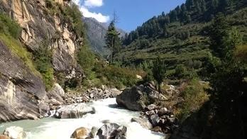 #kheerganga  #trekking  #beautiful_nature  #river