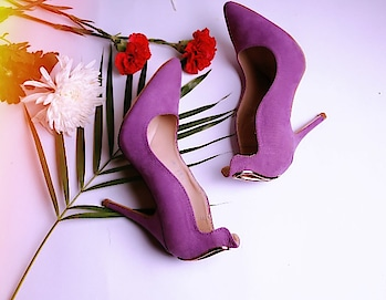 Bright pumps are perfect for adding a feminine yet bold touch to your look . . .  #womenswear #purplepumps #purpleheels #purplestilettos #purple #partywear #everyday #colorpop #fashionforall #globaltrends #designershoes #trending #heelsbranded #brandshop #shoesaddict #dailyfashion #shopforless #shoesforless #specialoffer #sale