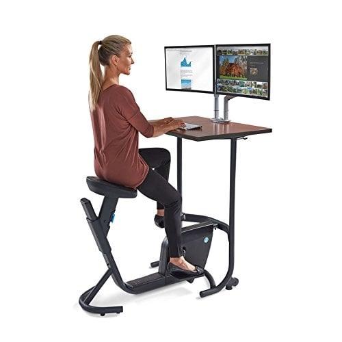 Grab Now: http://www.dealsbahar.com/2017/11/lifespan-unity-bike-desk.html  #gym #sporty #exercise #bike