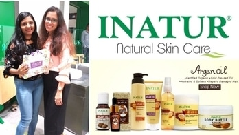INATUR - a walk through outlet and products || Natural Skin care | Bloggers meet ||   A complete Natural Skin Care brand, crafted with with lot of nature in India.  Hey guys,  Hope you all are doing good.   So Inatur invited all the bloggers for an event which included fun activities, a small meetup and knowledge sharing for Inatur products.  So let me take you through the Inatur outlet in Phoenix Market city Mall in Kurla, Mumbai.  .  .  Apart from this we also received some goodies from them and even i purchased few products for myself. A complete and a separate video on unboxing of these will be up soon .... so stay tuned for that...  .  .  .  LINKS FOR PURCHASE -  1.http://www.inatur.in/  2.http://www.nykaa.com/brands/inatur.html  3.https://www.amazon.in/s?me=A1PDV5J1RLI70  4.https://www.purplle.com/brand/inatur-herbals  .  .  I hope this video helped you and if it then dnot forget to give this video a BIG FAT THUMPS UP.....  .  .  Do SUBSCRIBE me and HIT THAT BELL ICON so you get notified when ever i upload any video...  .  .  Till then TAKE CARE….  Connect with me on:  Instagram – Adorable We  Twitter – @weAdorable  Face Book – Adorable We  Roposo – Adorable We  You Tube – Adorable We