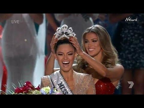 Miss Universe 2017 Pageant Final Winner #missuniverse2015 #missuniverse2013 #missuniverse2014 #missuniverse2017 #prilaga #missuniversethailand #missuniverse2016 #missuniverse #missuniversemalaysia #missuniverseaustralia  #love #instagrammars #videooftheday #videolover #top #famous #celebrityfashion #celebrity #fashion #diva     Chk Out other Collections here 👉 https://goo.gl/YYS9n1 👈 🎎 👌👌👌👌👌