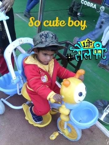 So cute boy... #1moreselfie