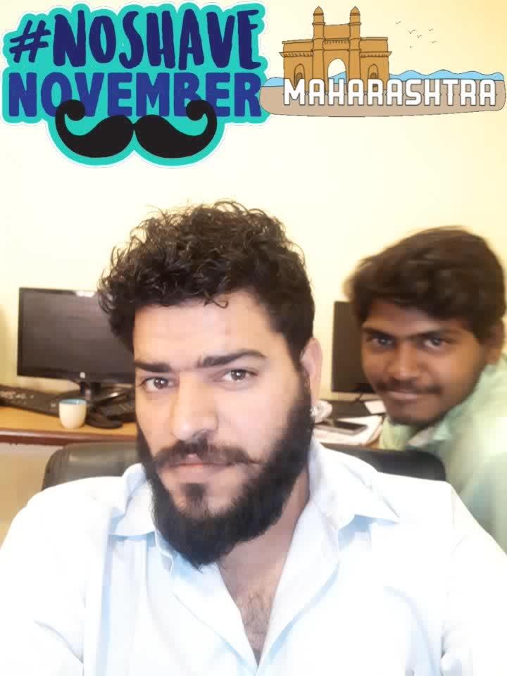 #maharashtra #noshavenovember