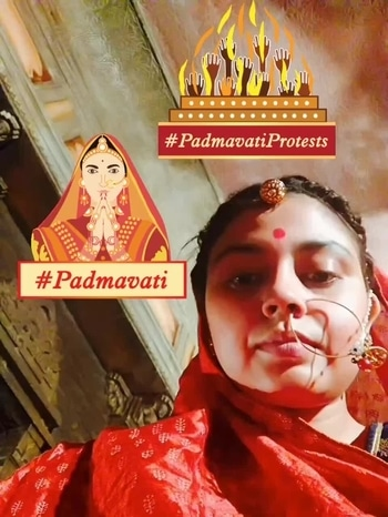 #padmavati #padmavatiprotests