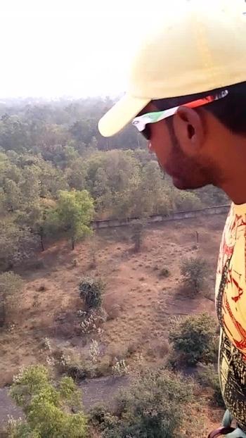 #bungeejumping #jump #freefall #delhi #adventure #adventuretime #thrilling #scars #sky #fall #saket