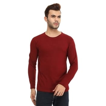 The Hex Full Sleeve Round neck t-shirt  #tshirts #menclothing #menwear #loveyourself #styles roposo-style #soroposo fashionblogger #mood   #womensummercloth #tees #menshirts #fashion #menstreetstyle #clothes  *Price Rs. 399 *Link https://www.amazon.in/dp/B074KBYQD4