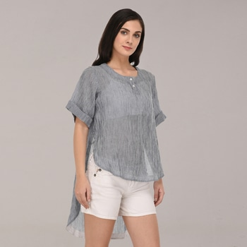 #FreshArrival Break up the look with checks and stripes.Pick some soft tailored and smart casual looks in neutrals, soft blush colours styled in a very classy, effortless way. Click here to visit website- https://www.eindianaugust.com/collections-920/virtue #IndianAugust #designerclothing #chicstyle #summerclothing #stripecollection #stripeandchecks #tops #shirtonline #womenclothing #bestonlineshopping #onlineshopping #buynow #pants #dressonline