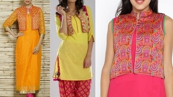 kurti with jacket designs #jacket #kurtiwithjacket #koti #kotistyle #kotijacket #kotis #koti_style #kurtistyles #kurtiwithjacket #fashionbloggerstyle #fashionyoutuber #fashionfiles #youtubecreatorindia #fashiontrendsbypreetitomar #subscribemychannel #youtubevideo