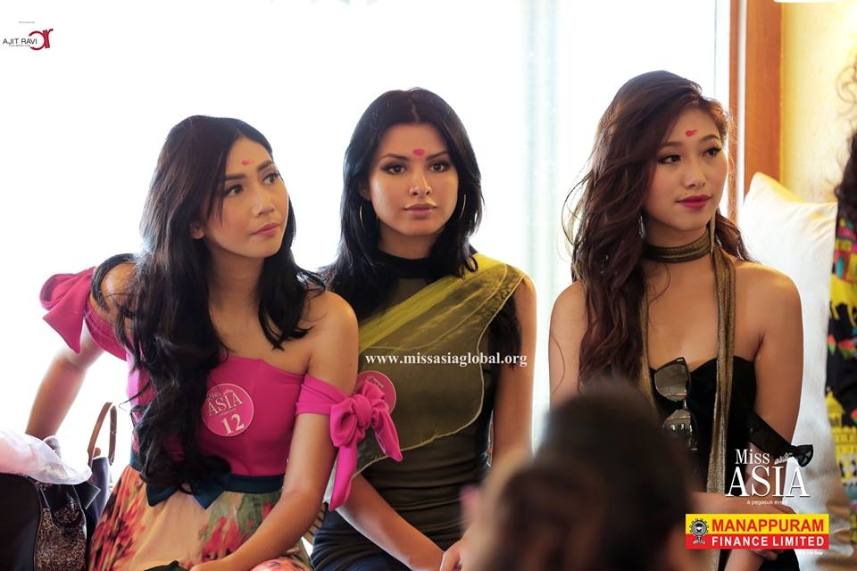 Ajit Ravi presents #Miss_Asia2K17 #Ajit_Ravi_Pegasus_Event  #Manappuram_Finance_Ltd #Manappuram_Miss_Asia #Mary_eve_adeline #philippines #Alina_Garaeva #Russia #Honey_Tian_Mi #China :) :)