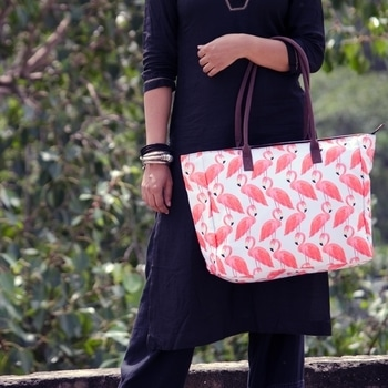 Art is created and then it is promoted. She is commendably doing both. Anartline by Noorani Biswas, a Delhi based #accessory design house brings you an amalgamation of traditional artworks & contemporary design. Add an artistic touch to your look with these intricately printed bags. Shop bags here- https://www.eindianaugust.com/featured-brands/anartline #fashionaccessories #shoponline #printedbags #folkart #traditionaldesign #handbags #totebags #wallet #pouch #handpaintedbags #dufflebag #Indianart #famousindianbags #traditionalpainting #IndianAugust #designerbag #collegebag #travelbags #handcraftedbag