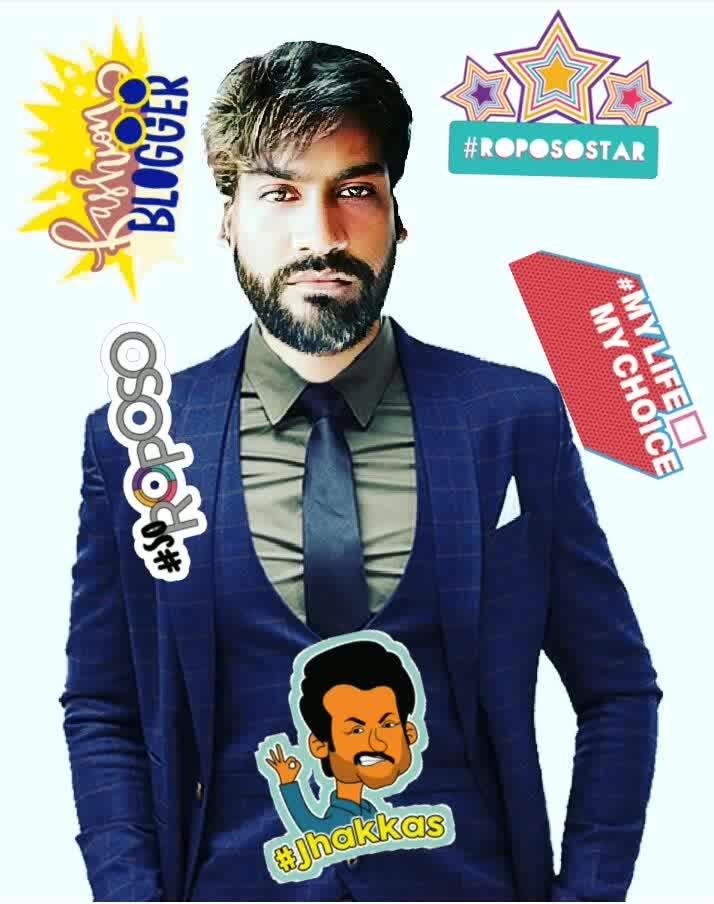 #men-fashion #awesomelook #jhakkas #roposostar #mylifemychoice #fashionblogger #soroposo
